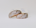 1079 Серьги с бриллиантами золото 585 пр.