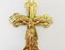 1006 Крест золото 585 пробы